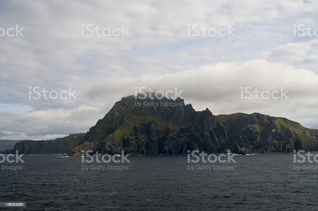 Cape Horn royalty-free stock photo