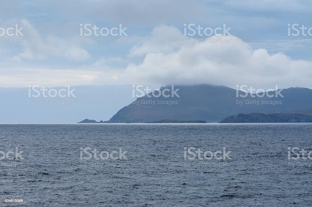 Cape Horn stock photo
