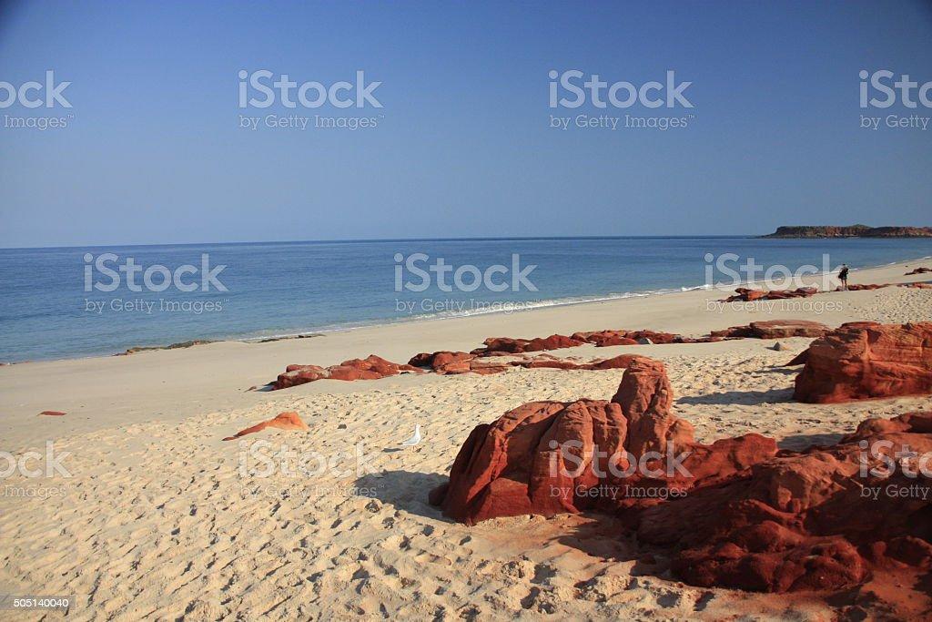 Cape Leveque, Western Australia stock photo