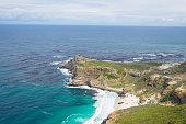 Cape of Good Hope and Dias Beach, South Africa