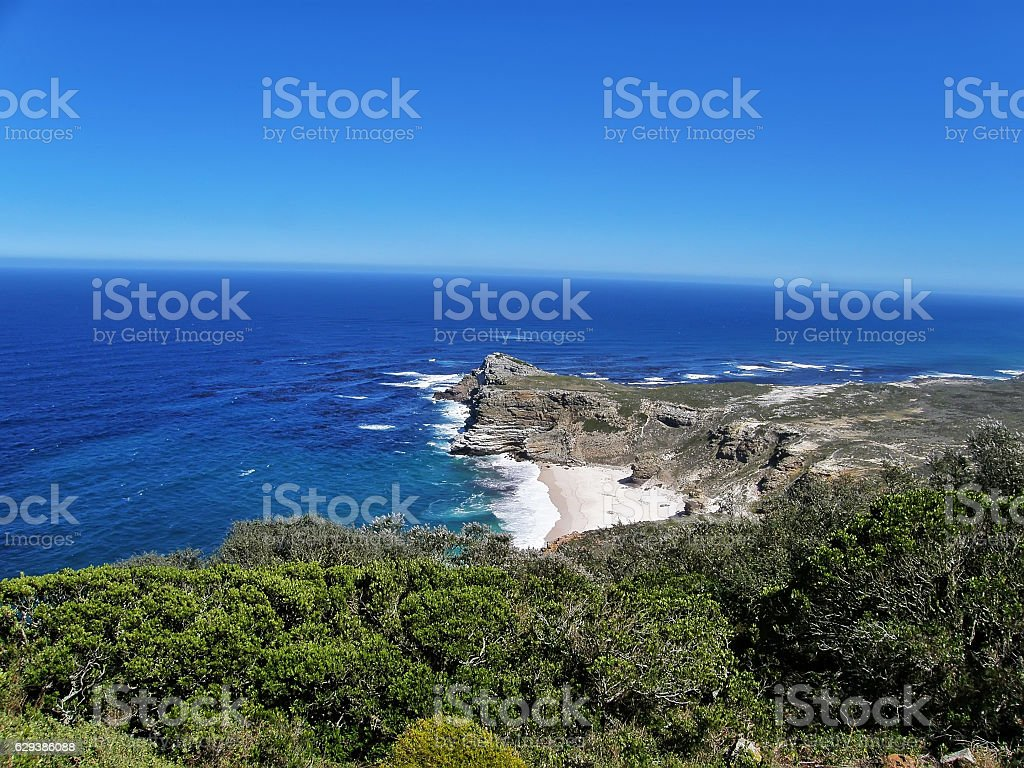 Cape of Good Hope, CapeTown, South Africa stock photo