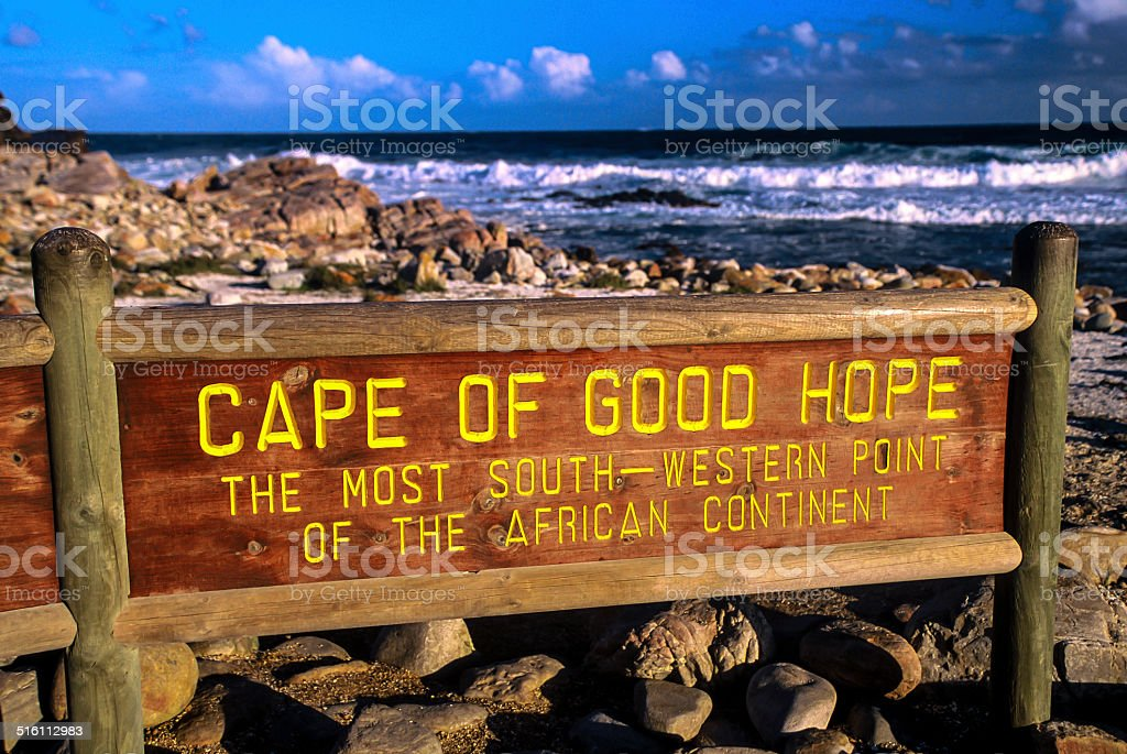 Cape of Good Hope - South Africa stock photo