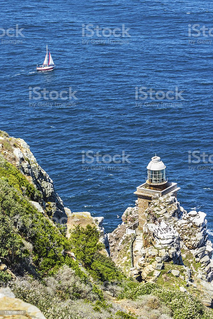 Cape of Hope royalty-free stock photo