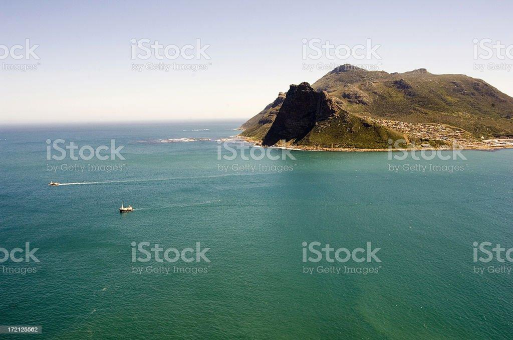 Cape Peninsula royalty-free stock photo