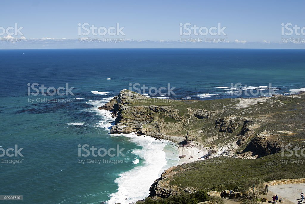 Cape Point royalty-free stock photo