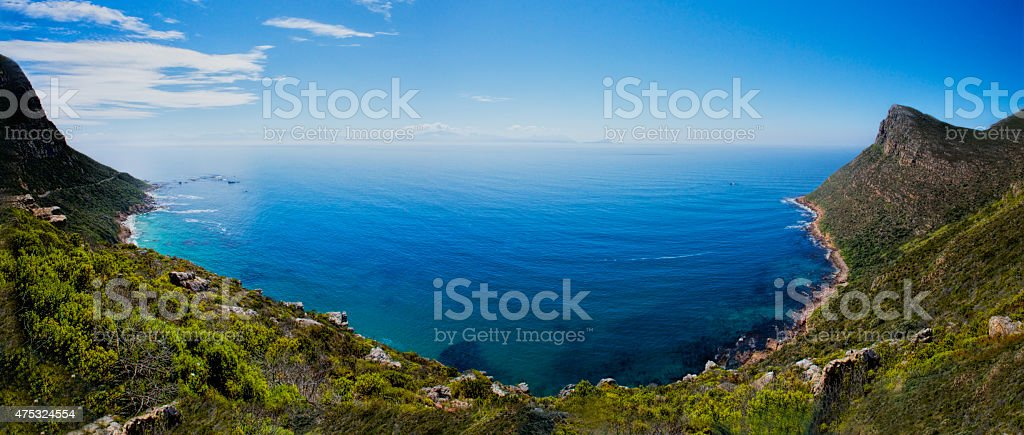 Cape Point South Africa stock photo