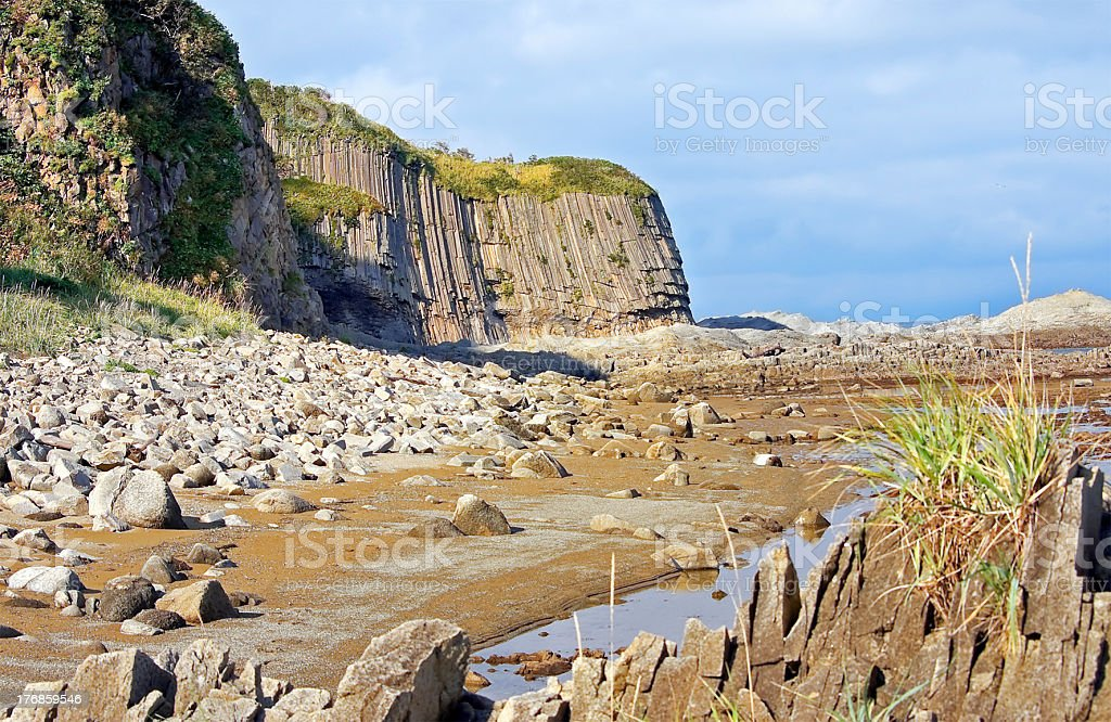 cape Stolbchatyj royalty-free stock photo