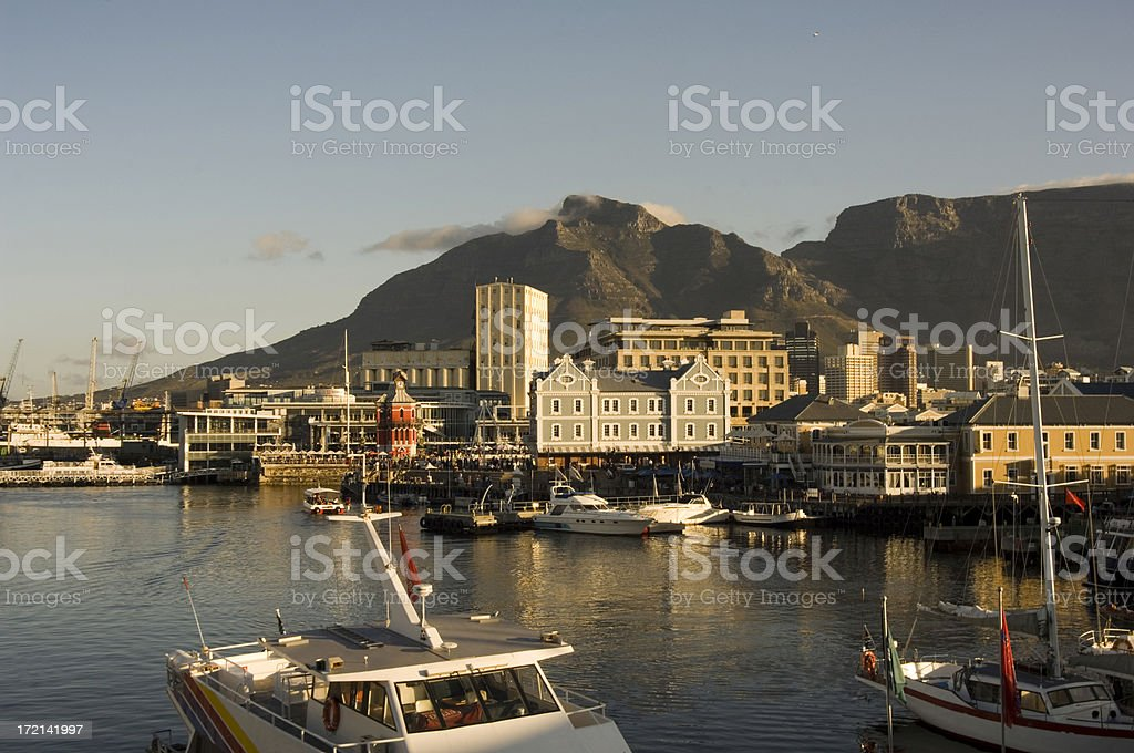 Cape Town royalty-free stock photo