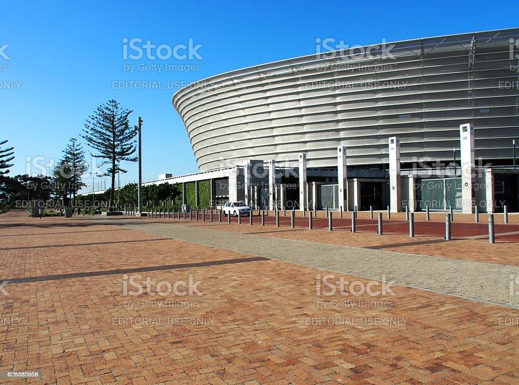 Cape Town Stadium stock photo