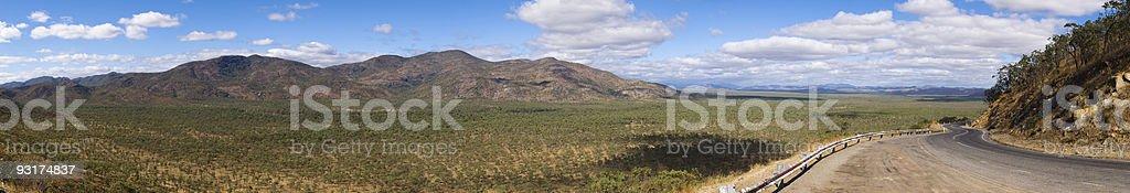 Cape York Landscape royalty-free stock photo