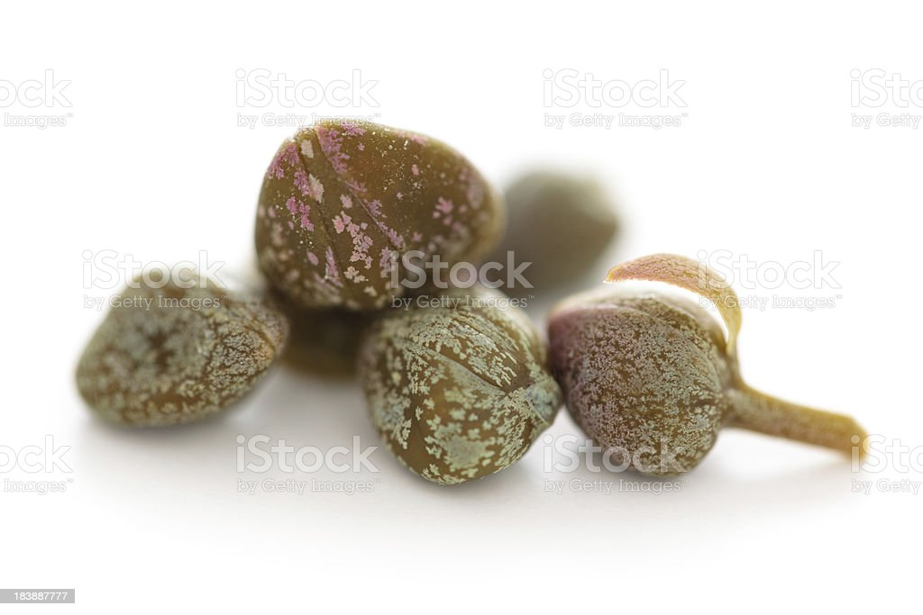 Capers. royalty-free stock photo