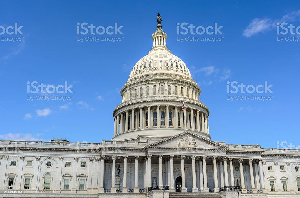 Capital hill foto royalty-free