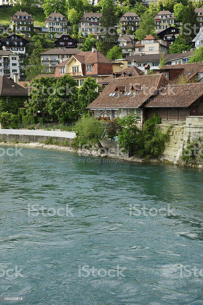 capital of Swiss royalty-free stock photo