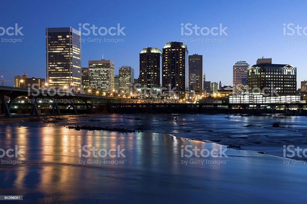Capital of the Commonwealth stock photo