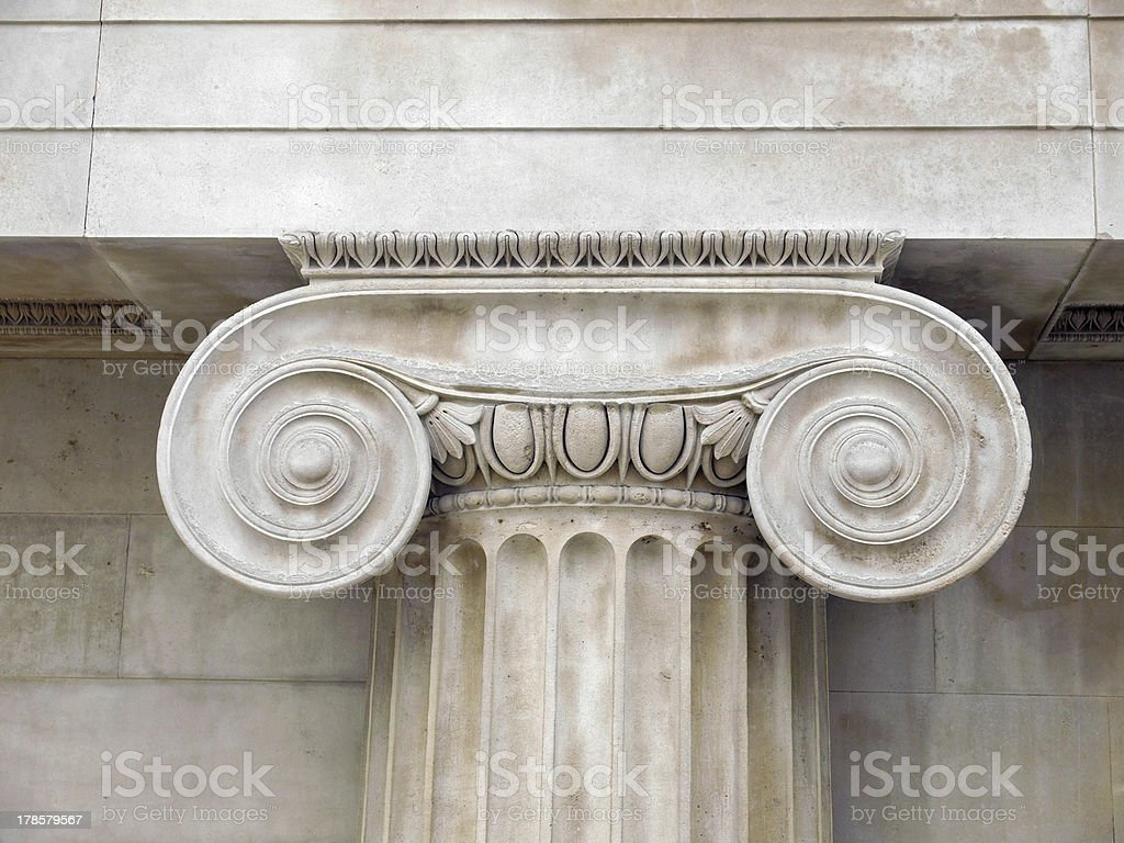 Capital royalty-free stock photo