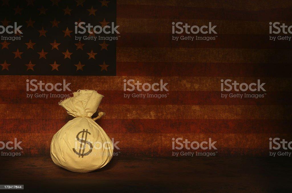 Capitalism royalty-free stock photo