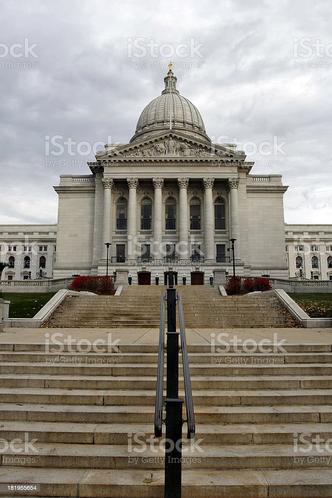 Capitol Steps stock photo