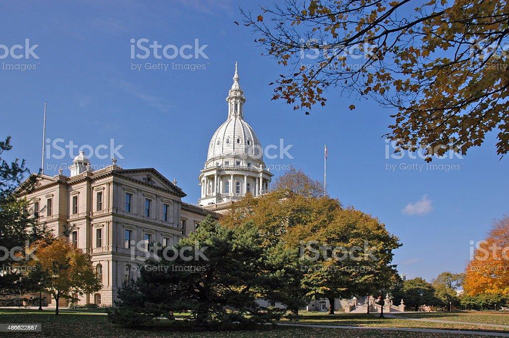 Capitol View stock photo