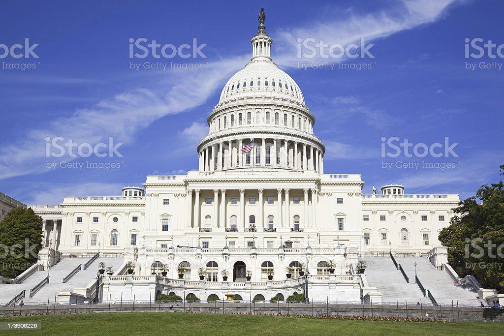 US Capitol  # 1 XXXL royalty-free stock photo