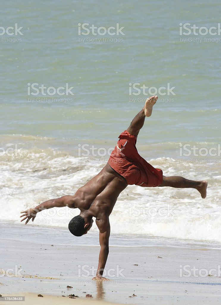 capoeira royalty-free stock photo
