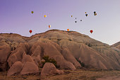 cappadocia baloons