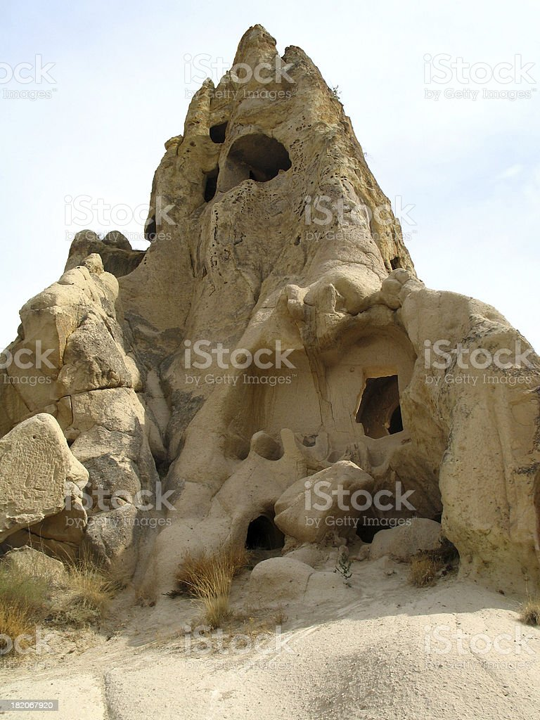 Cappadocia royalty-free stock photo