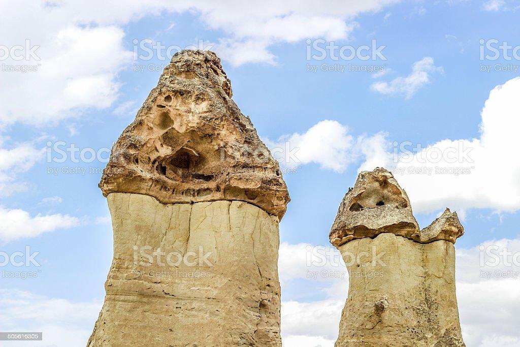 Cappadocia, Turkey royalty-free stock photo