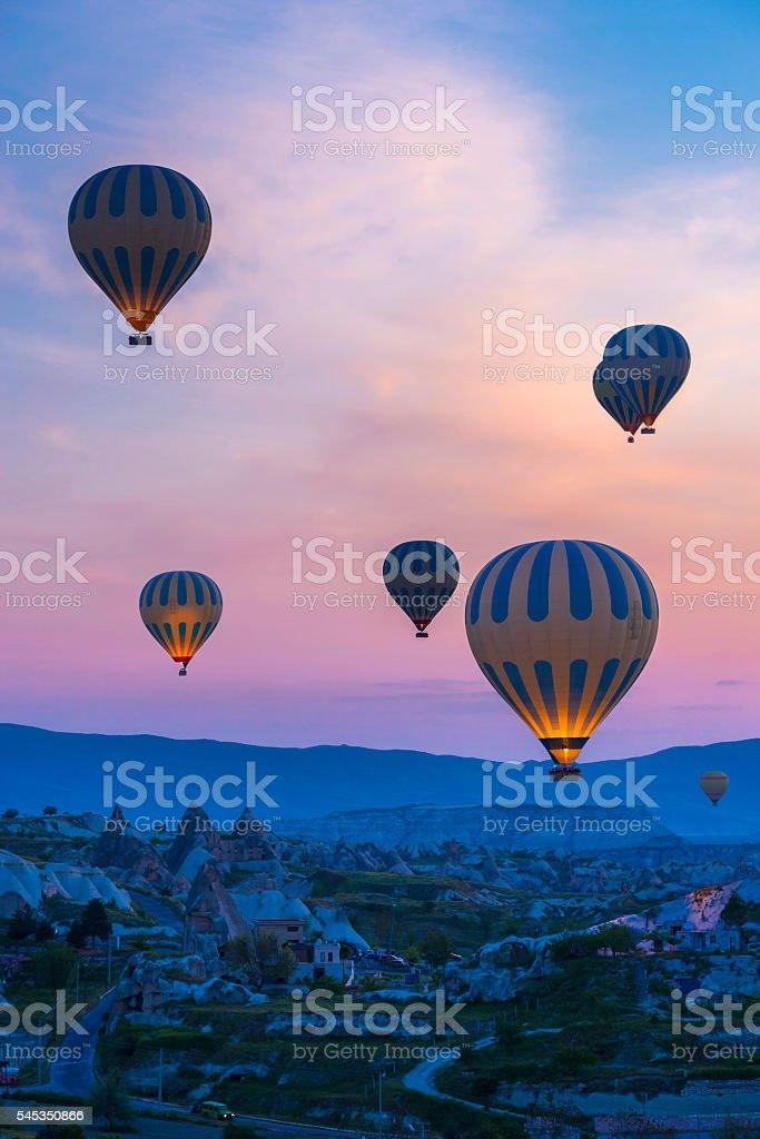 Cappadocia - Turkeye stock photo