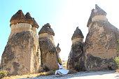Cappadocia...Turkey's land of fairy chimneys