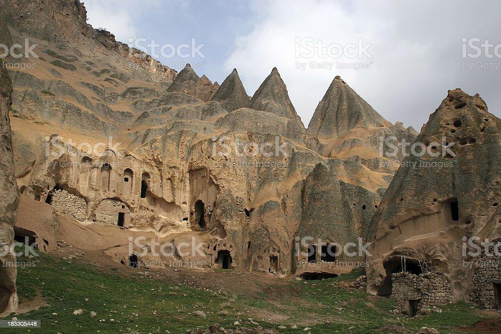 Cappadokia stock photo