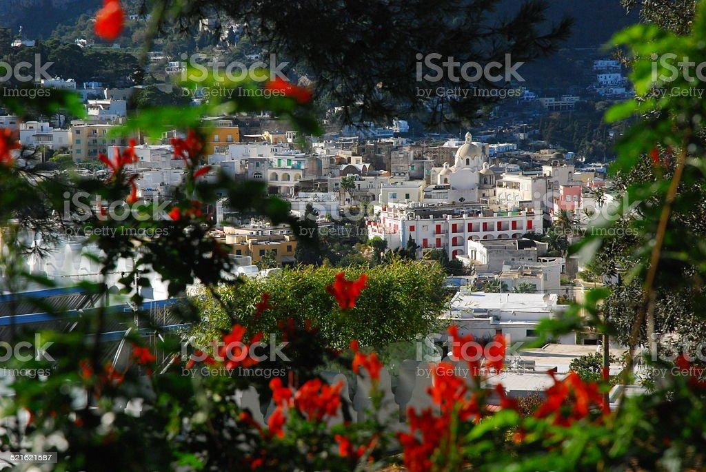 Capri, Italy royalty-free stock photo