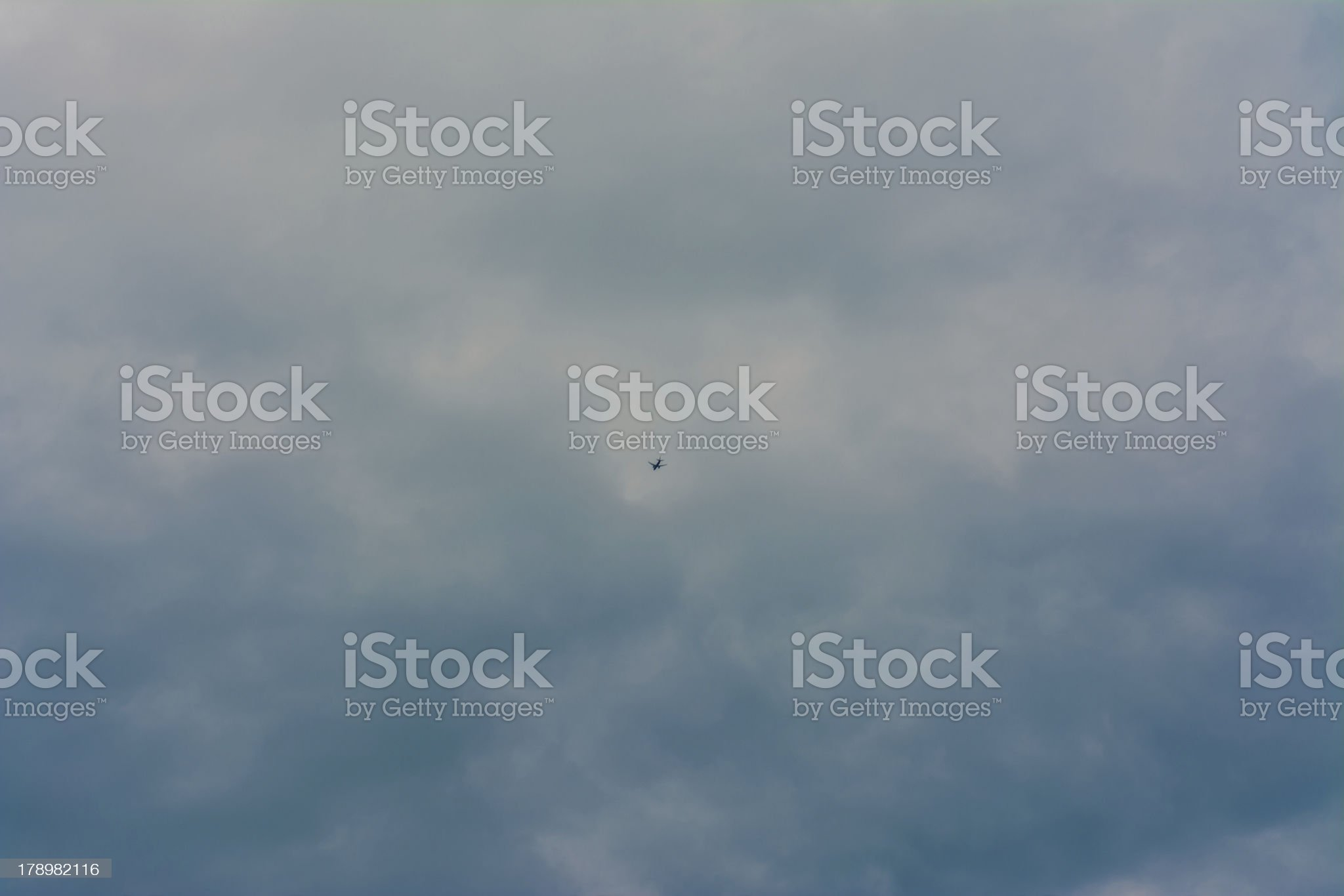 UFO Captured in This Series of Photos 15-14 royalty-free stock photo