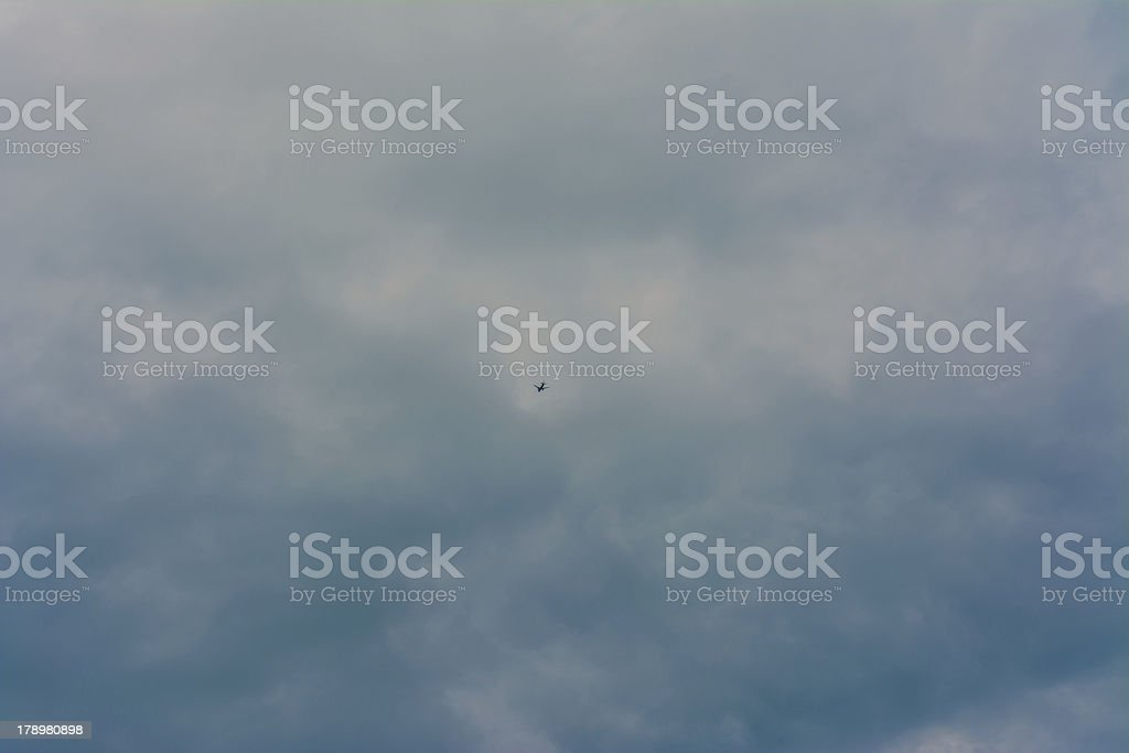 UFO Captured in This Series of Photos 15-15 royalty-free stock photo