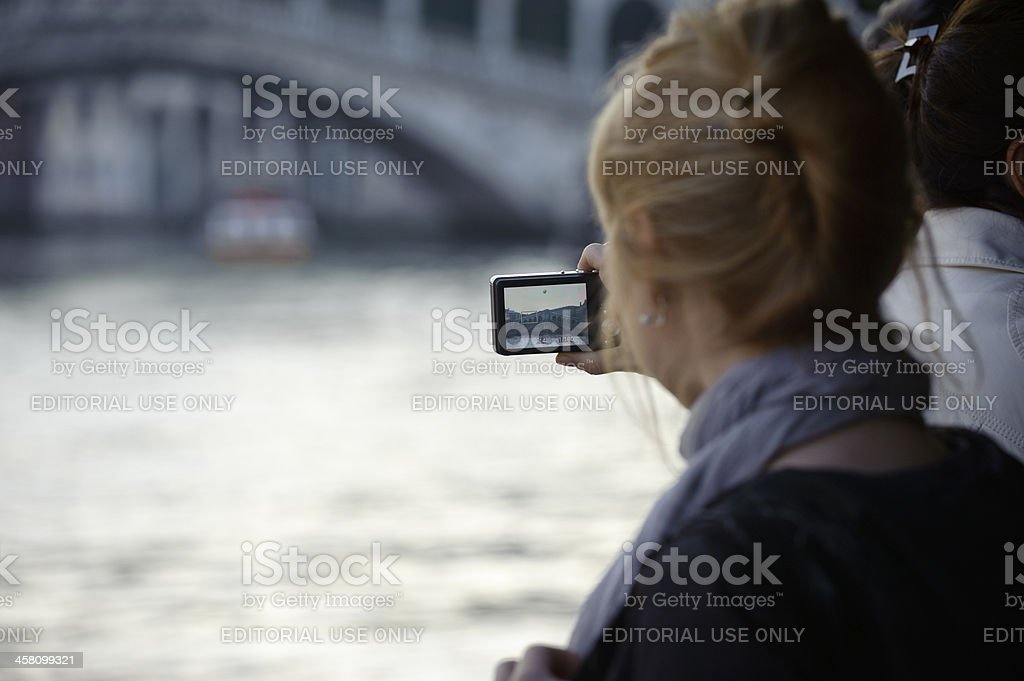 Capturing Venice royalty-free stock photo