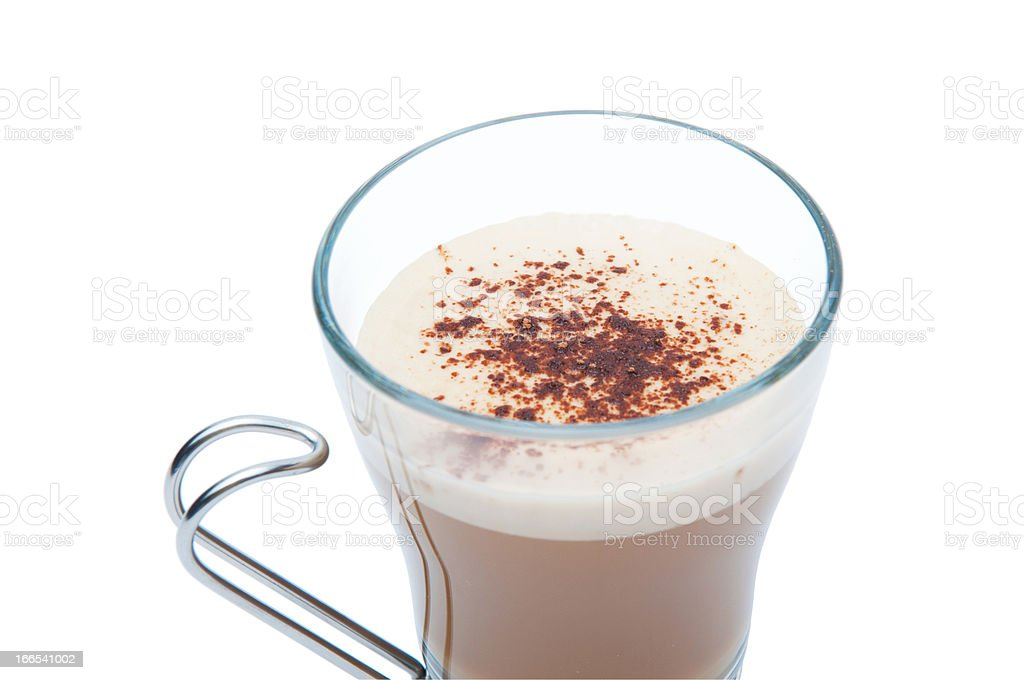 Capuccino royalty-free stock photo