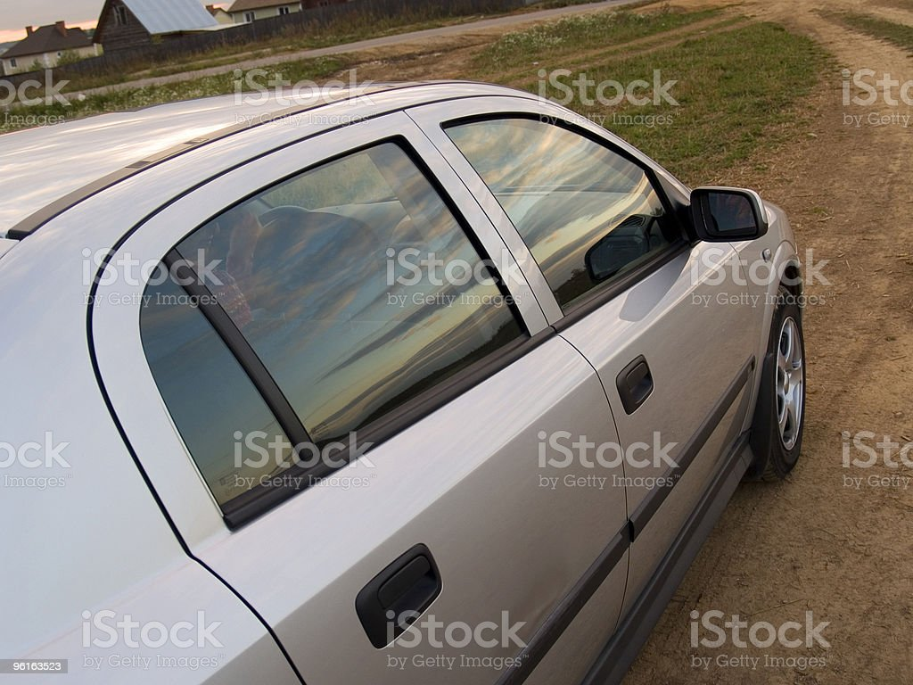 Car 5 royalty-free stock photo