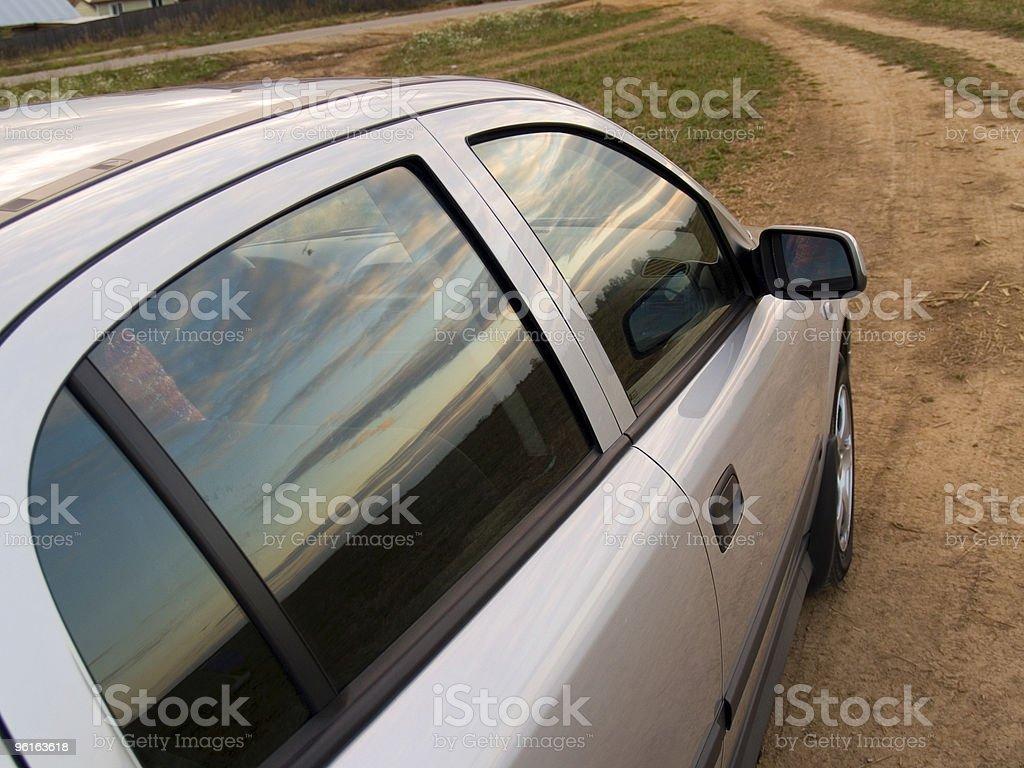 Car 6 royalty-free stock photo