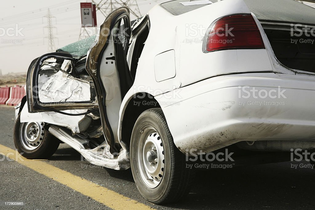 Car Accident stock photo