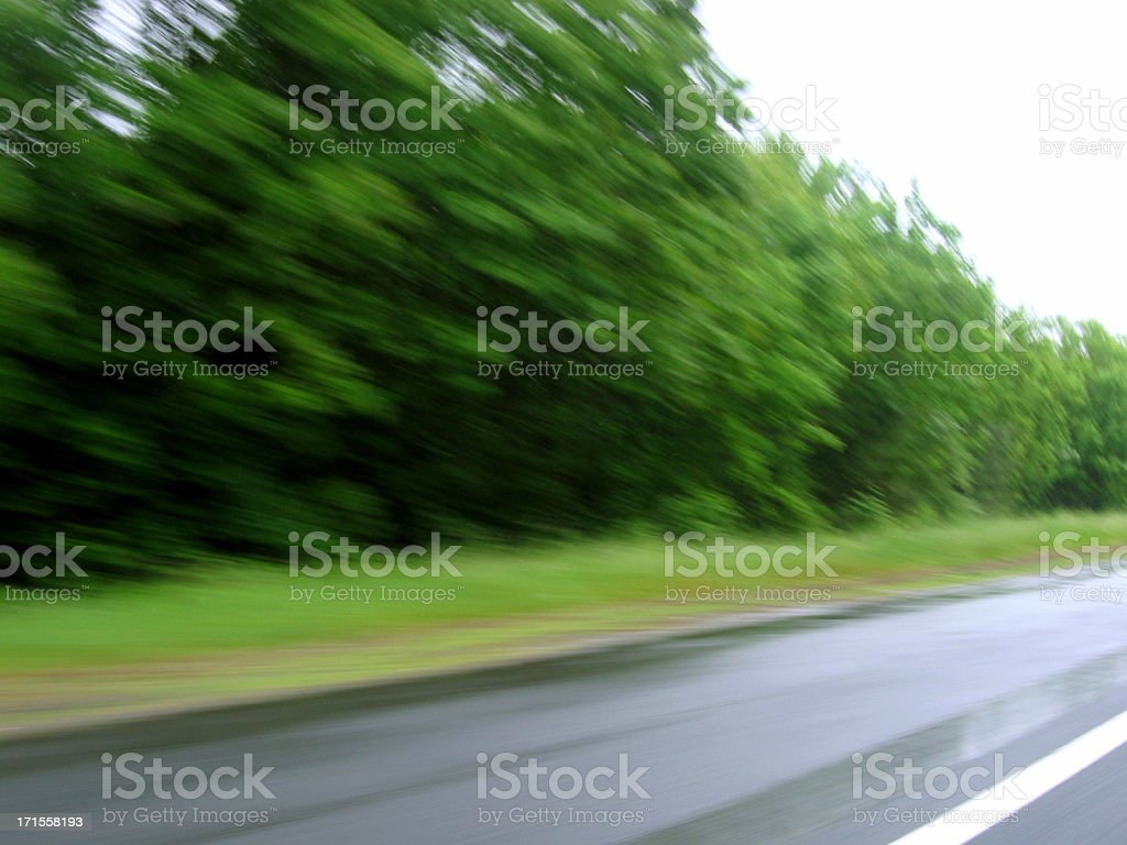 Car Ad royalty-free stock photo