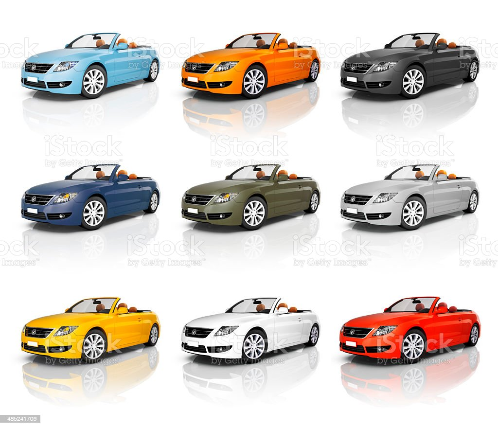 Car Automobile Contemporary Drive Driving Vehicle Transportation stock photo