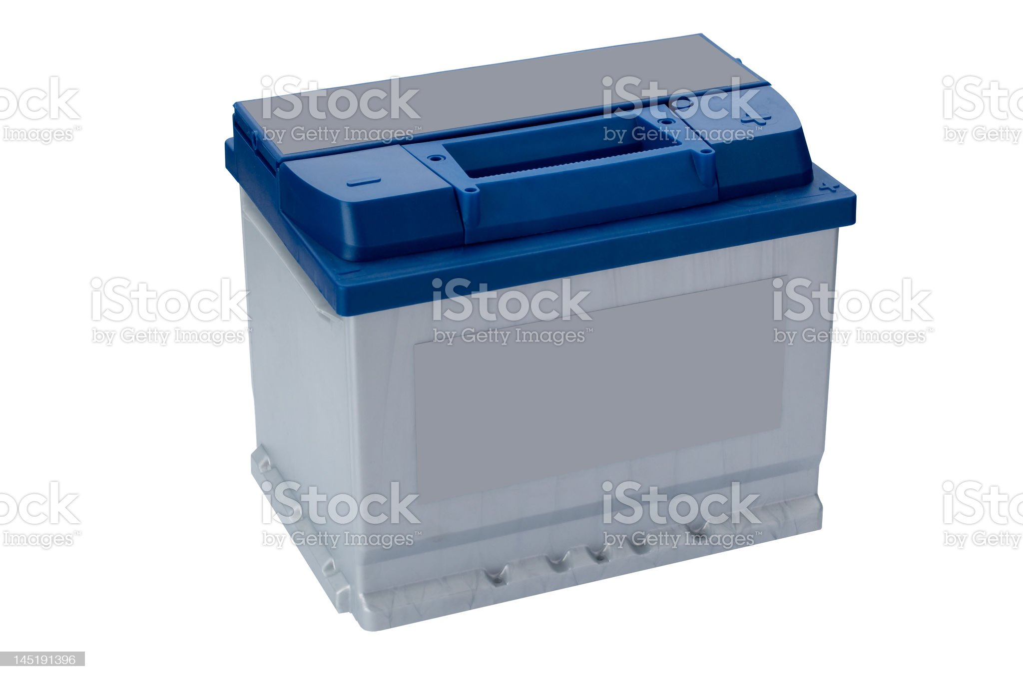 Car Battery royalty-free stock photo