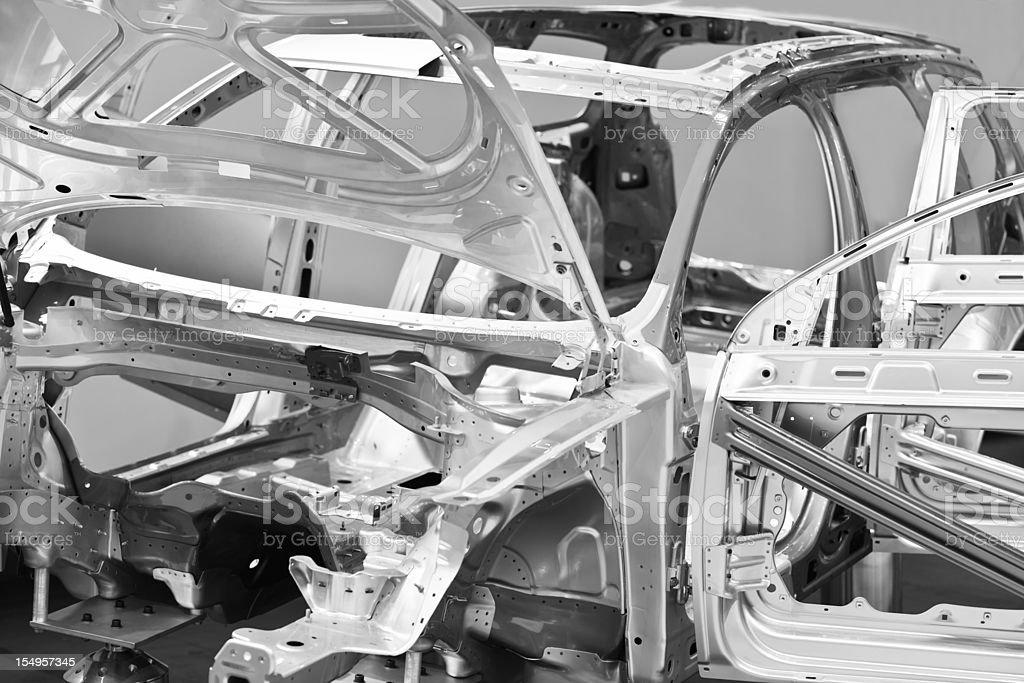 Car Body royalty-free stock photo