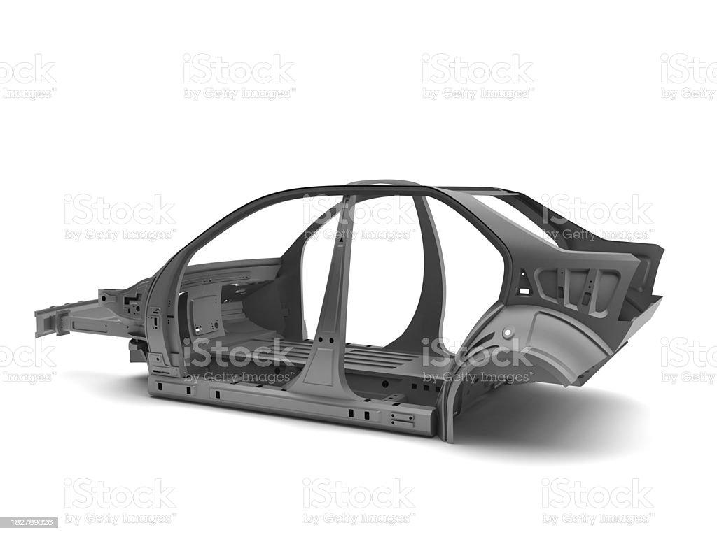 Car body stock photo