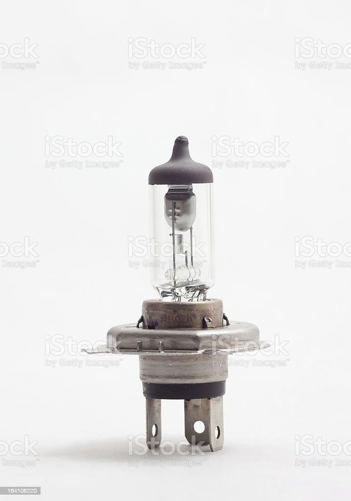 Car bulb royalty-free stock photo