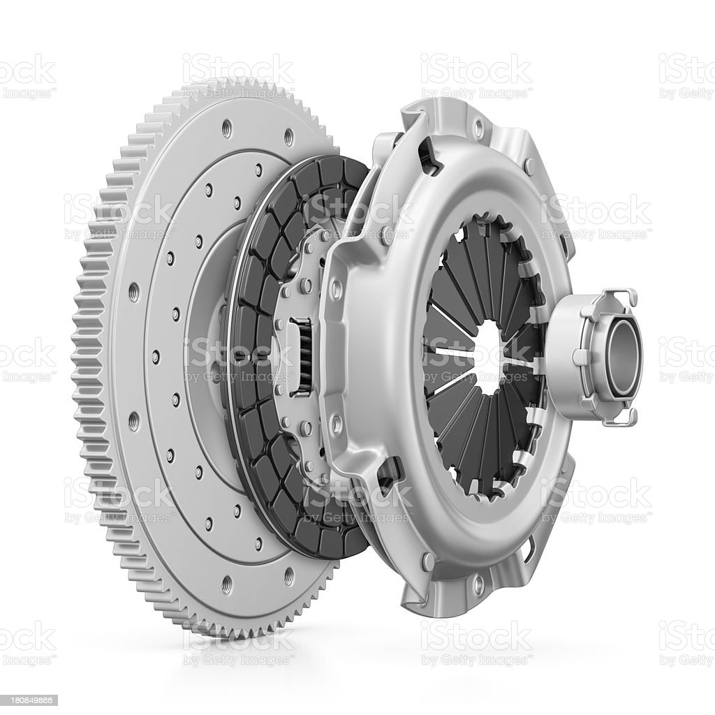 car clutch royalty-free stock photo
