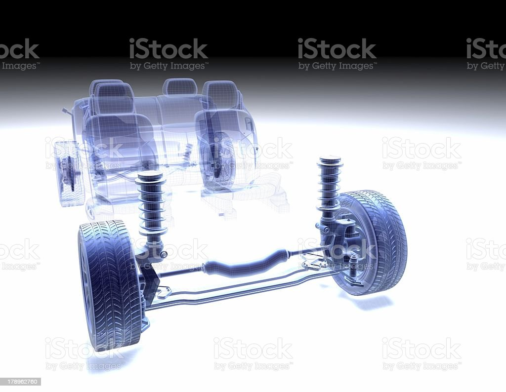Car Details royalty-free stock photo