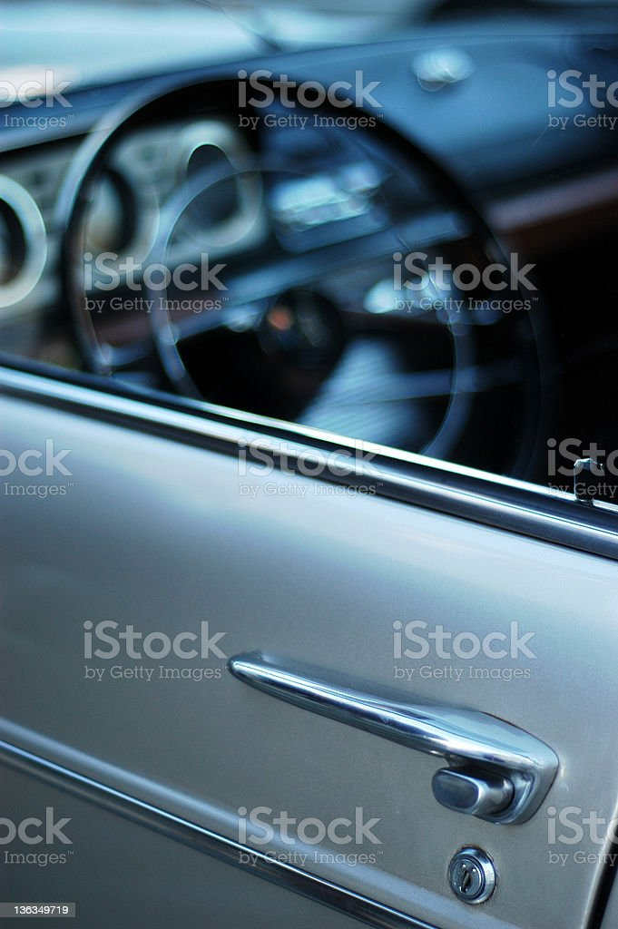 car door royalty-free stock photo