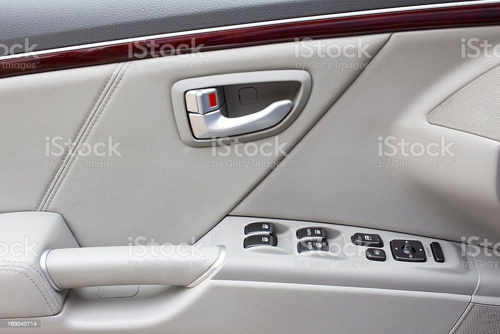 Car Door stock photo
