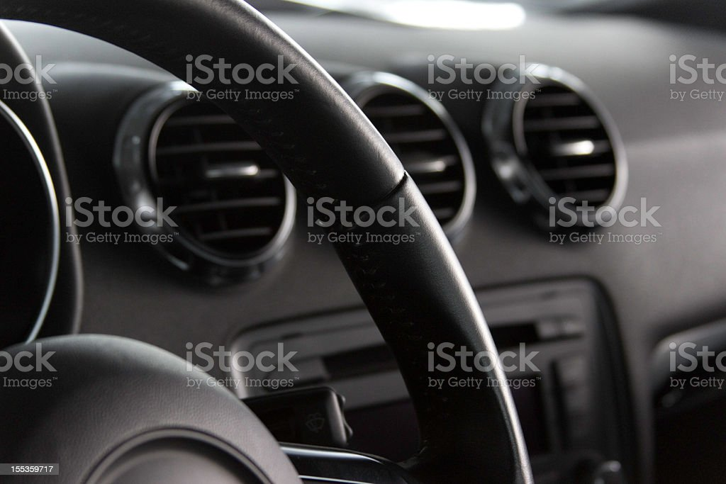 car fans royalty-free stock photo