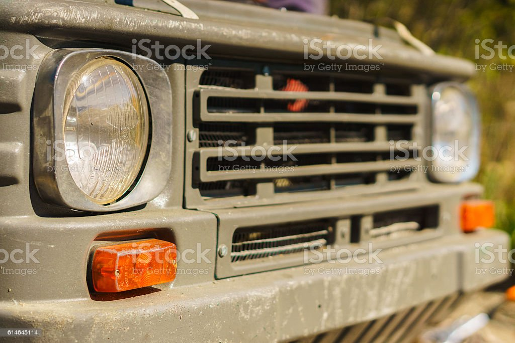 Car Fender stock photo